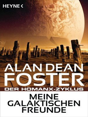 cover image of Meine galaktischen Freunde