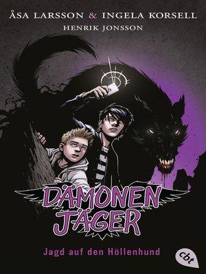 cover image of Dämonenjäger--Jagd auf den Höllenhund