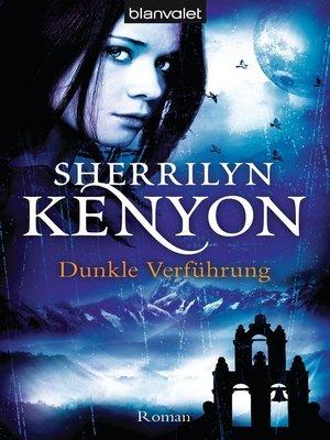 cover image of Dunkle Verführung