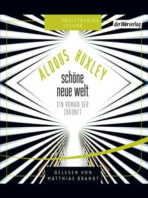 cover image of Schöne neue Welt