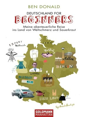 cover image of Deutschland for Beginners