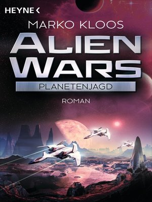 cover image of Alien Wars--Planetenjagd
