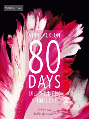 cover image of 80 Days--Die Farbe der Sehnsucht