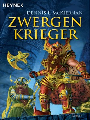 cover image of Zwergenkrieger