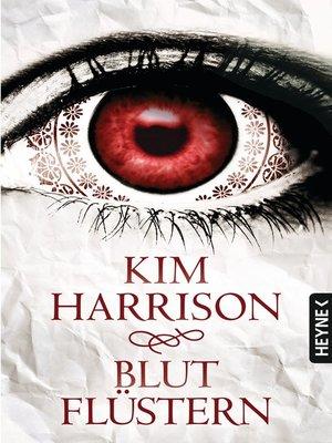 cover image of Blutflüstern