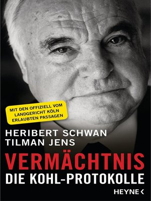cover image of Vermächtnis