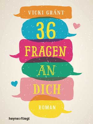cover image of 36 Fragen an dich