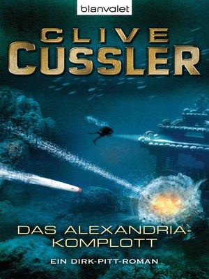 cover image of Das Alexandria-Komplott