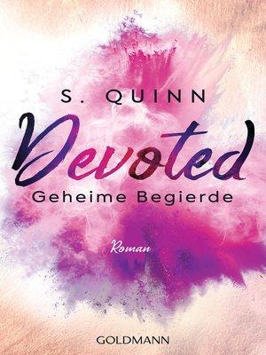 cover image of Devoted--Geheime Begierde
