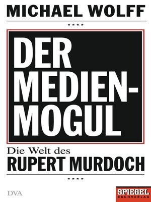 cover image of Der Medienmogul