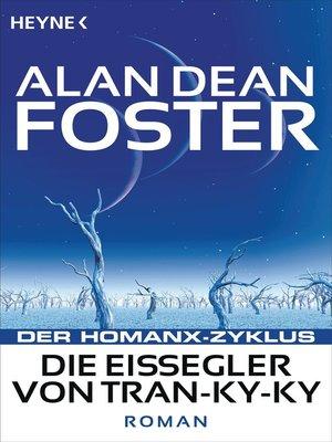 cover image of Die Eissegler von Tran-ky-ky