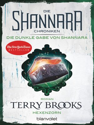 cover image of Die Shannara-Chroniken