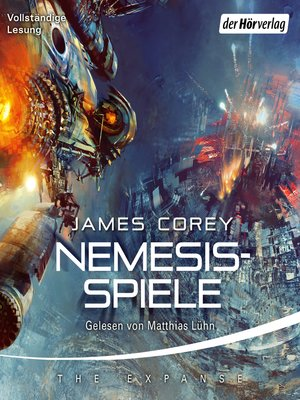 cover image of Nemesis-Spiele
