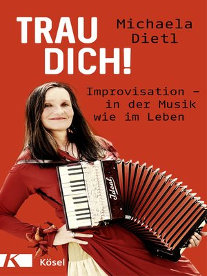 cover image of Trau dich!