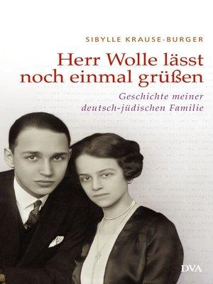 cover image of Herr Wolle läßt noch einmal grüßen