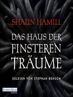 cover image of Das Haus der finsteren Träume