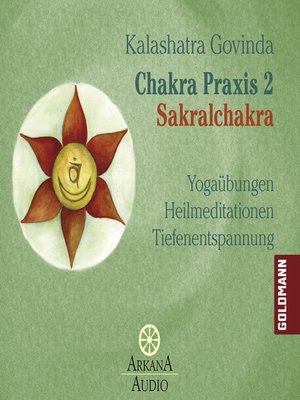 cover image of Chakra Praxis 2--Sakralchakra