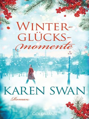 cover image of Winterglücksmomente