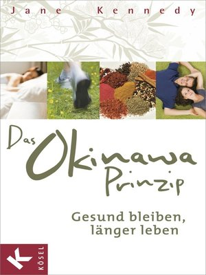 cover image of Das Okinawa-Prinzip