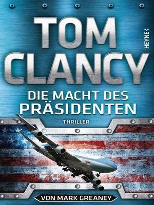 cover image of Die Macht des Präsidenten