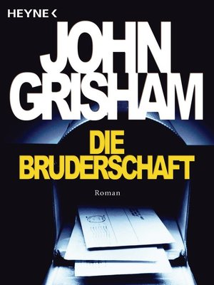 cover image of Die Bruderschaft