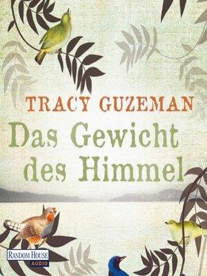 cover image of Das Gewicht des Himmels