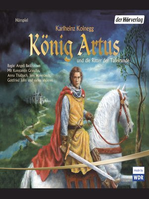 cover image of König Artus und die Ritter der Tafelrunde