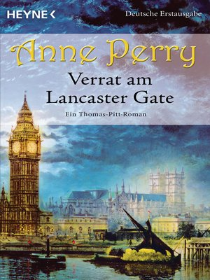 cover image of Verrat am Lancaster Gate