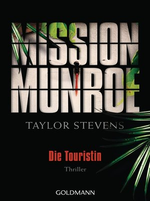 cover image of Mission Munroe --Die Touristin