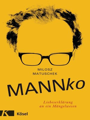 cover image of Mannko