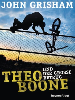 cover image of Theo Boone und der große Betrug