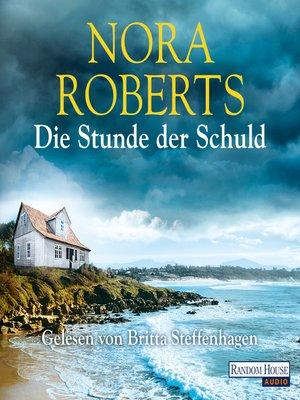 cover image of Die Stunde der Schuld
