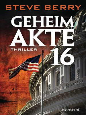 cover image of Geheimakte 16