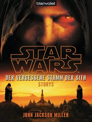 cover image of Star Wars<sup>TM</sup> Der Vergessene Stamm der Sith