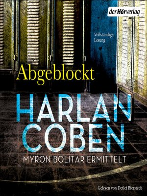 cover image of Abgeblockt--Myron Bolitar ermittelt
