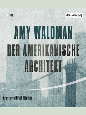 cover image of Der amerikanische Architekt