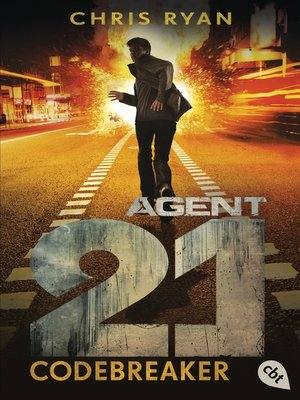cover image of Agent 21--Codebreaker