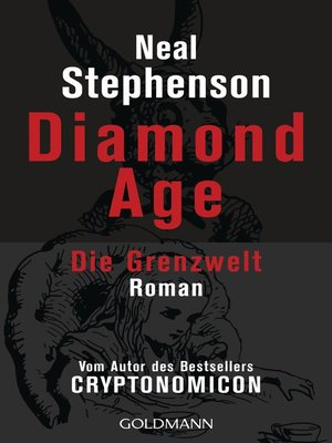 cover image of Diamond Age--Die Grenzwelt