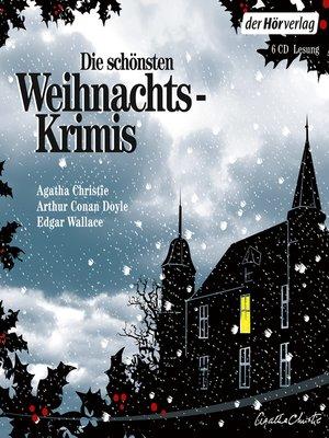 cover image of Die schönsten Weihnachtskrimis