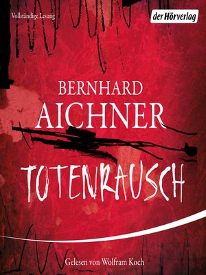 cover image of Totenrausch