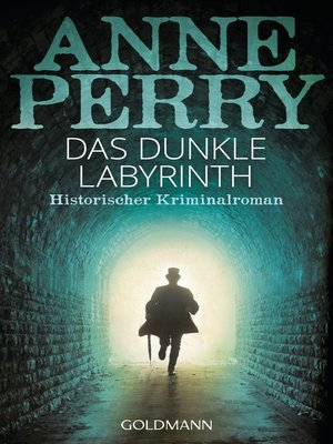 cover image of Das dunkle Labyrinth