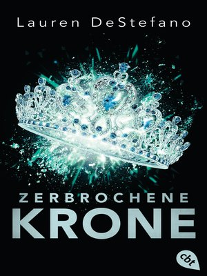 cover image of Zerbrochene Krone