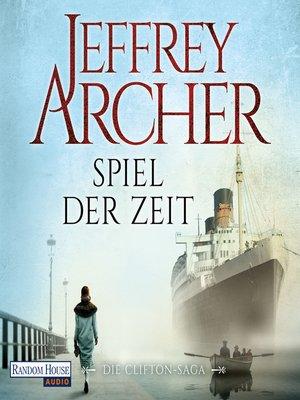 cover image of Spiel der Zeit
