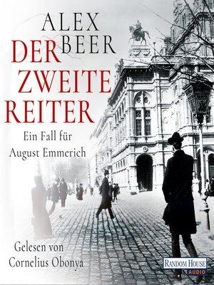 cover image of Der zweite Reiter