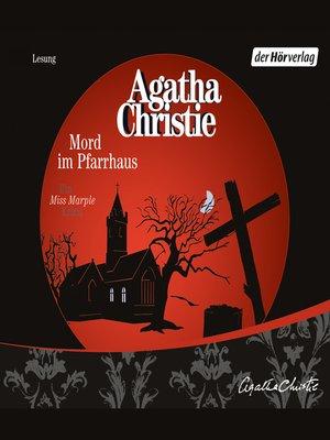 cover image of Mord im Pfarrhaus
