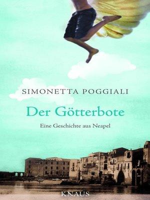 cover image of Der Götterbote