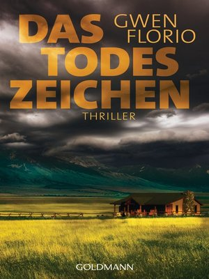 cover image of Das Todeszeichen
