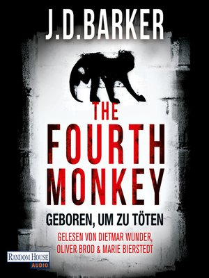 cover image of The Fourth Monkey -