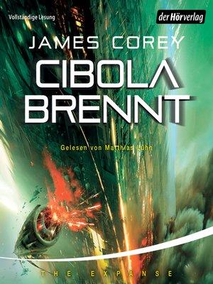 cover image of Cibola brennt