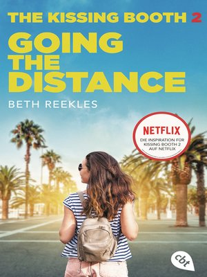cover image of The Kissing Booth--Going the Distance